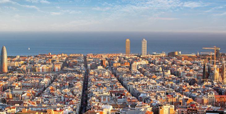 Barcelona, centro médico